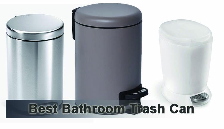 Best Bathroom Trash Can