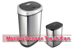 Best Motion Sensor Trash Can [Reviews in 2020]