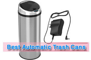 Best Automatic Trash Cans [Reviews in 2020]