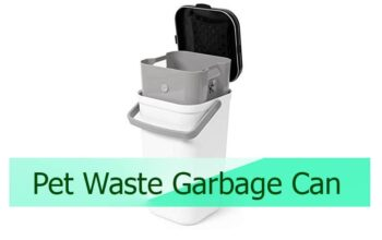 Pet Waste Garbage Can