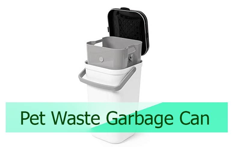 Pet Waste Garbage Can