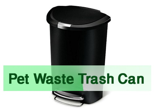 Pet Waste Trash Can