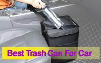 Best Trash Can For Car Reviews & Buying Guide