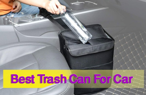 Best Trash Can For Car