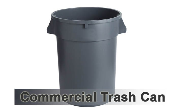 Commercial Trash Can Reviews