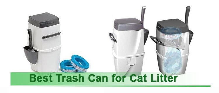 Best trash can for cat litter